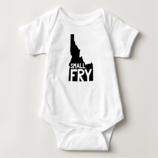 "Small Fry Idaho Baby Body Suit"" Baby Bodysuit"
