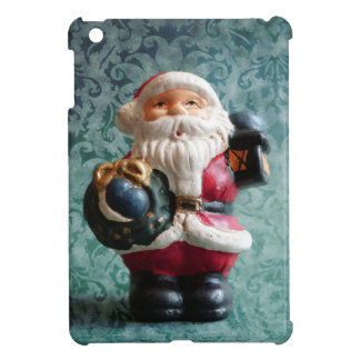 Small German Santa Claus figure iPad Mini Case