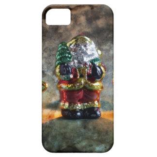 Small German Santa Claus figure iPhone SE/5/5s Case