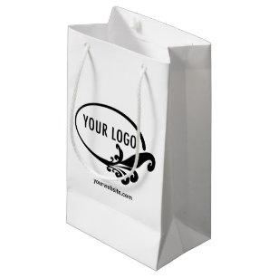 569a140b18 Small Gift Bag Custom Company Logo Promotional