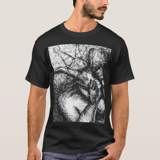 Small Goat Head T-Shirt