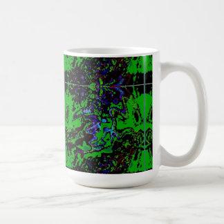 Small green devil mugs
