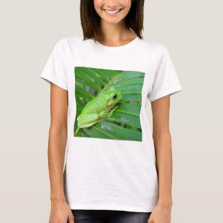Small Green Frog T-Shirt