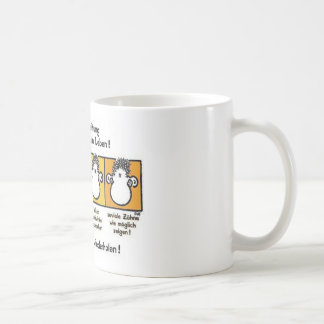 Small guidance for more fun in the life! coffee mug