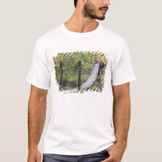 Small hanging bridge, National Coal Heritage T-Shirt