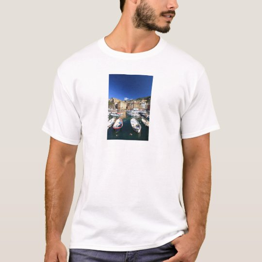 small harbor in Camogli T-Shirt