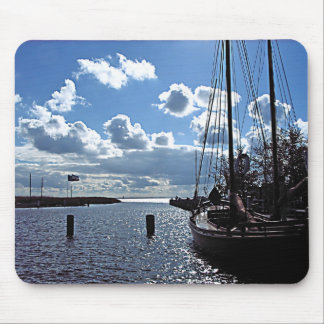 Small Harbour Mousepad