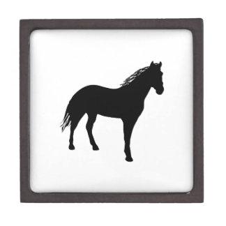 Small Horse Silouette Premium Gift Boxes