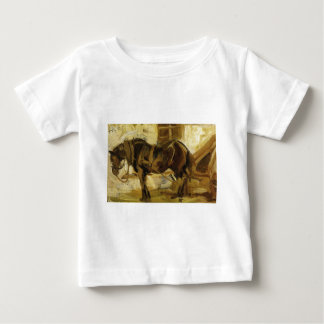Small Horse Study by Franz Marc Baby T-Shirt