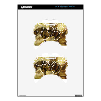 Small Horse Study by Franz Marc Xbox 360 Controller Skins