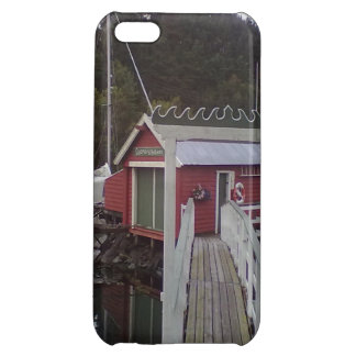 small house and sea.jpg iPhone 5C cover
