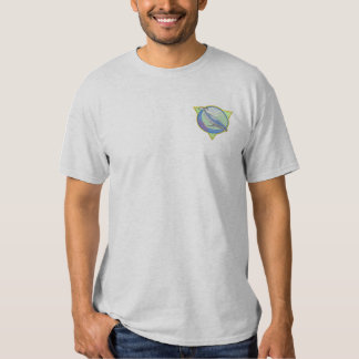 Small Humpback Logo Embroidered T-Shirt