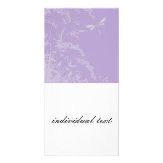 small idyll lilac (I) Card
