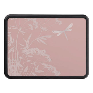 small idyll pink (I) Tow Hitch Cover