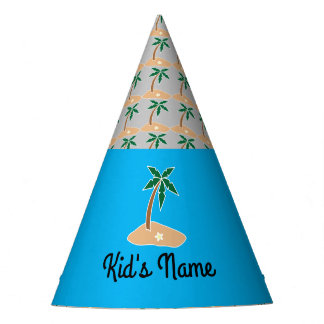 Small Island Party Hat