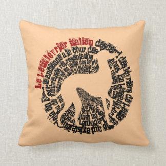 Small Italian greyhound Pillow
