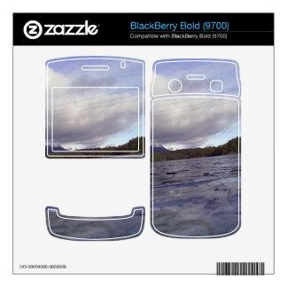 Small lake skin for BlackBerry