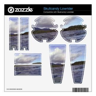 Small lake skullcandy lowrider skins