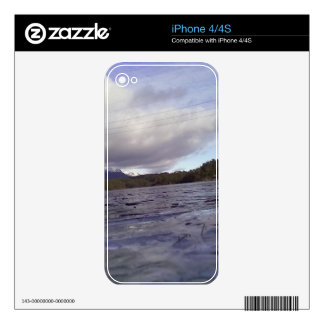 Small lake skin for iPhone 4S