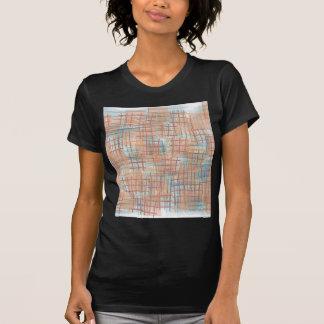 small lattice beige tshirts