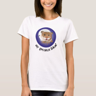 small little animals large friends - shirt