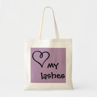Small LML Heart Tote Budget Tote Bag