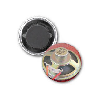 Small Loudspeaker 1 Inch Round Magnet