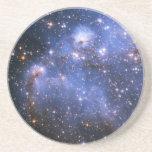 Small Magellanic Cloud Beverage Coasters