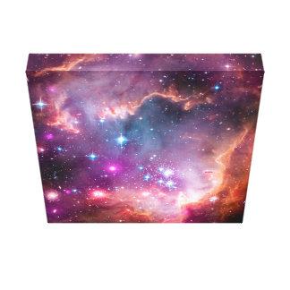 Small Magellanic Cloud Canvas Print