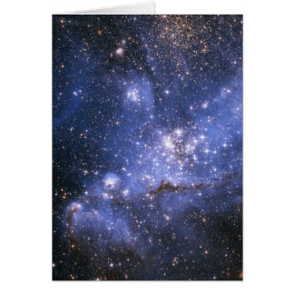 Small Magellanic Cloud Stationery Note Card