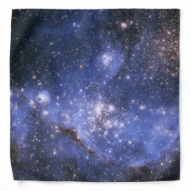 Small Magellanic Cloud Galaxy Bandana