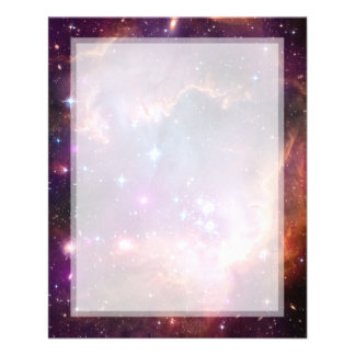Small Magellanic Cloud Galaxy Space Flyer
