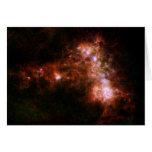 Small Magellanic Cloud Galaxy Star Formation Cards