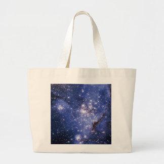 Small Magellanic Cloud Large Tote Bag