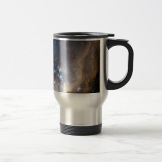 Small Magellanic Cloud Stainless Steel Travel Mug