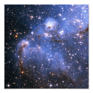 Small Magellanic Cloud Photo Art