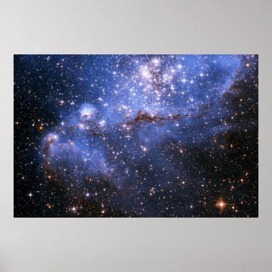 Small Magellanic Cloud Poster