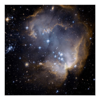 Small Magellanic Cloud Poster
