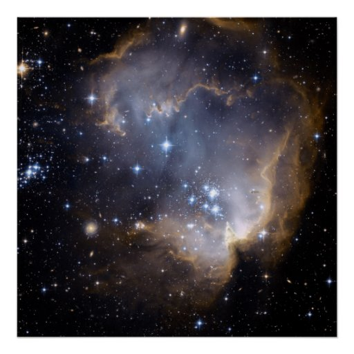Small Magellanic Cloud Posters
