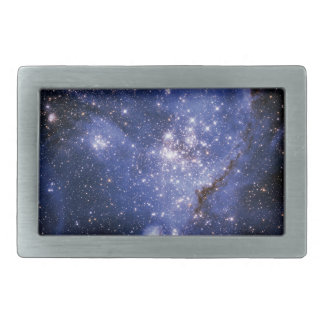 Small Magellanic Cloud Rectangular Belt Buckle