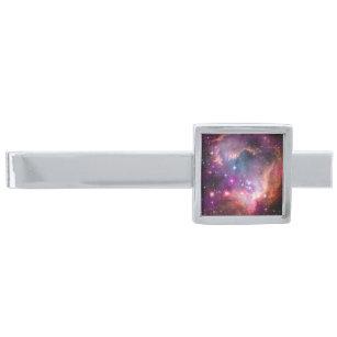 511287f8c4bc Small Magellanic Cloud Silver Finish Tie Bar
