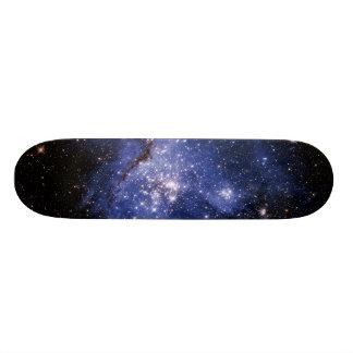 Small Magellanic Cloud Skateboard Deck