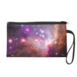 Small Magellanic Cloud Wristlet Purse