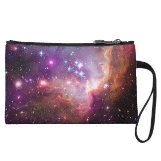 Small Magellanic Cloud Wristlet Wallet