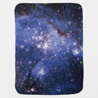 Small Magellanic Cloud Swaddle Blanket