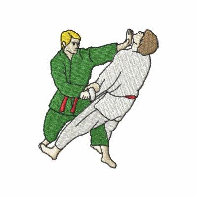 Small Martial Arts Hoody