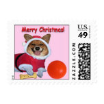 Small Merry Christmas Mercy Pink Stamps
