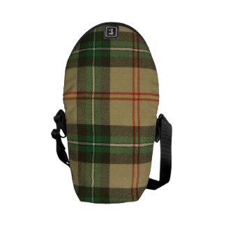 Small Messenger Bag Saskatchewan Tartan