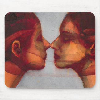 Small Mirror Twin 2003-07 Mouse Pad