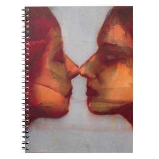 Small Mirror Twin 2003-07 Notebook